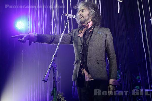 THE FLAMING LIPS - 2017-02-02 - PARIS - Le Bataclan