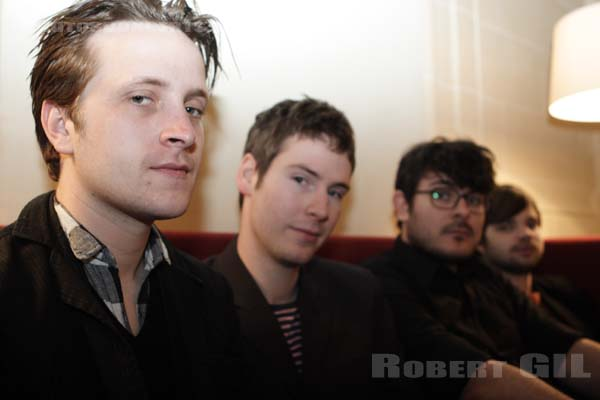 THE FUTUREHEADS - 2006-03-30 - PARIS -