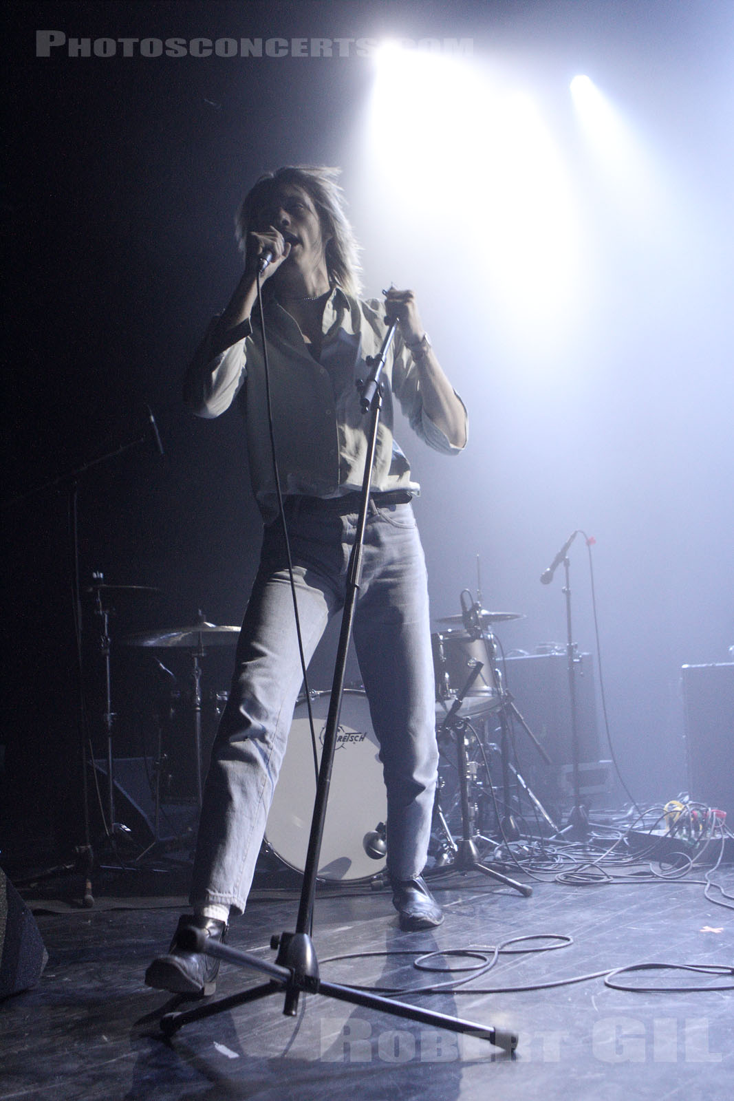 THE GARDEN - 2015-03-16 - PARIS - Le Trianon