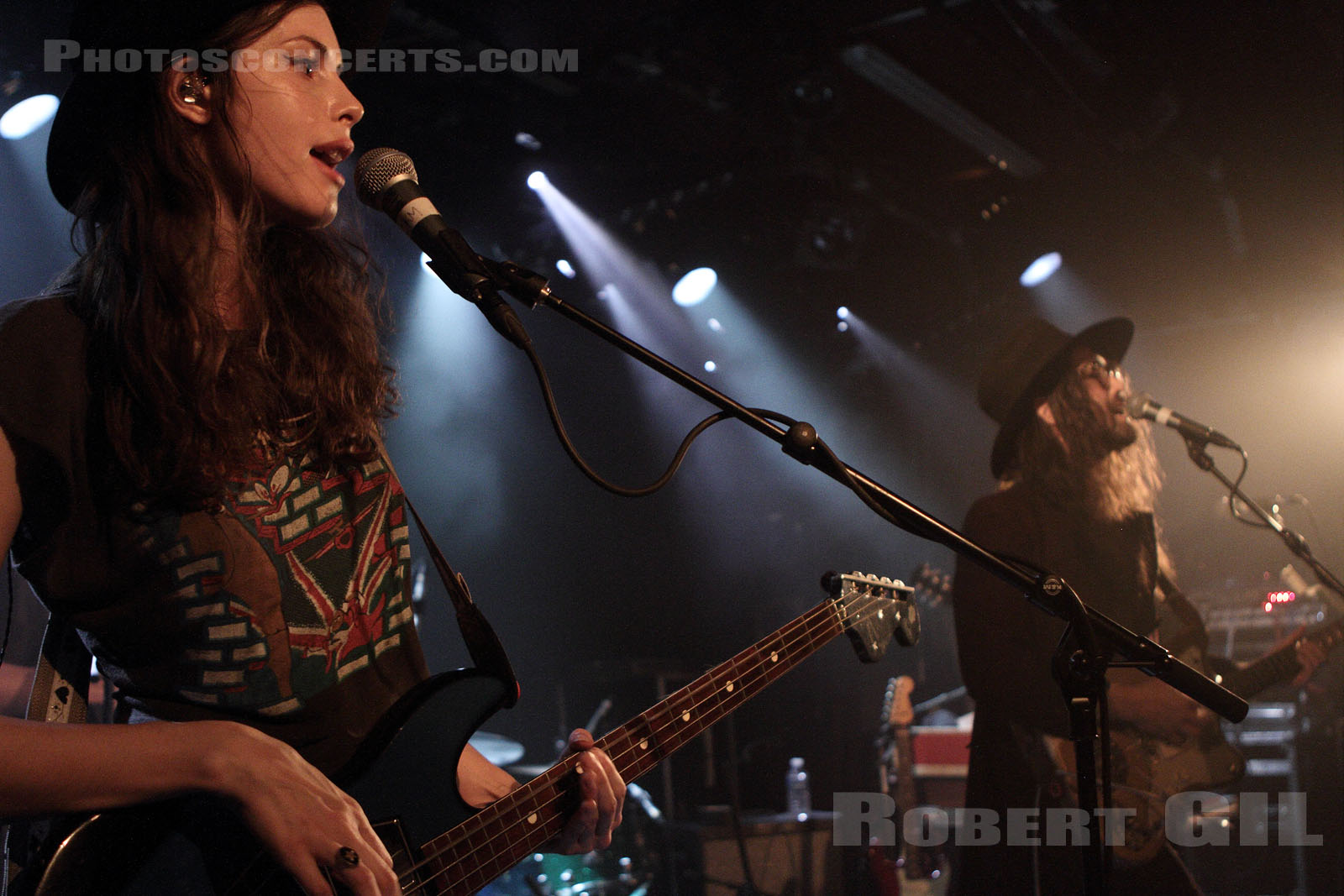 THE GHOST OF A SABER TOOTH TIGER - 2014-09-17 - PARIS - La Maroquinerie