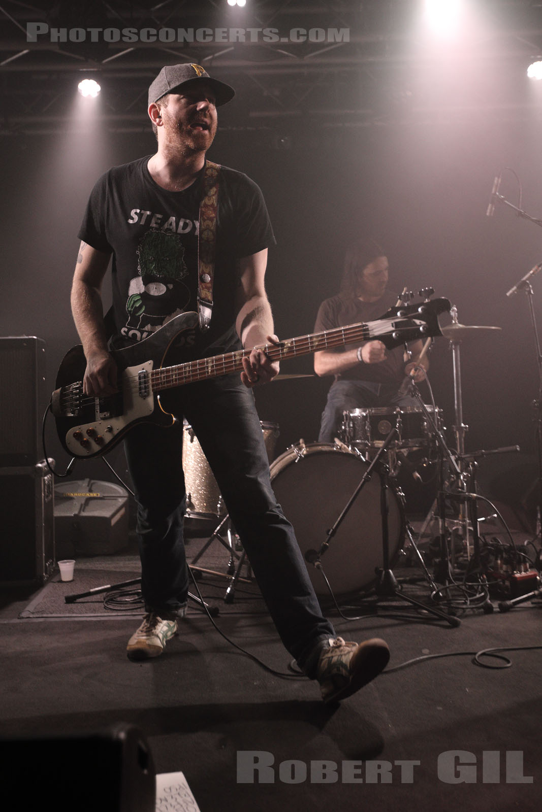THE GOTOBEDS - 2019-11-18 - PARIS - La Boule Noire