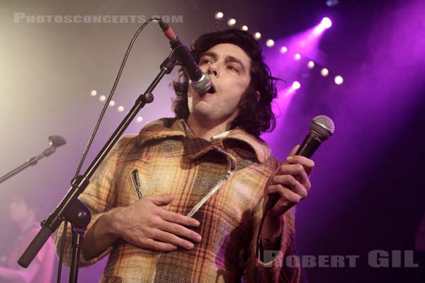 THE GROWLERS - 2014-11-22 - PARIS - La Maroquinerie