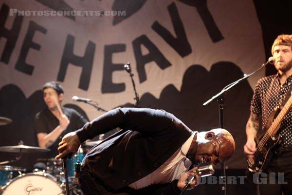 THE HEAVY - 2016-11-14 - PARIS - Elysee Montmartre