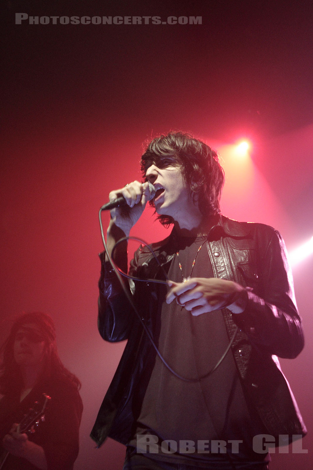 THE HORRORS - 2011-12-07 - PARIS - Le Bataclan