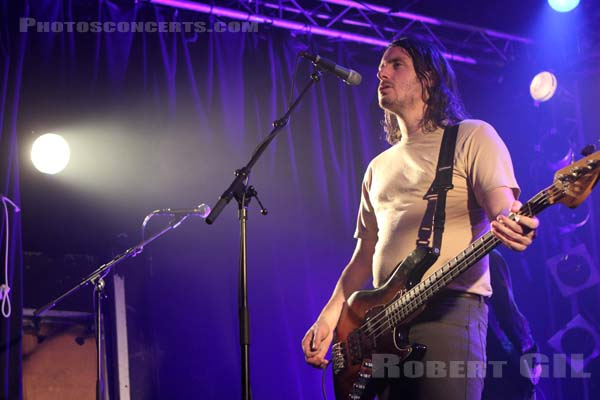 THE HOTELIER - 2017-12-05 - PARIS - Point Ephemere