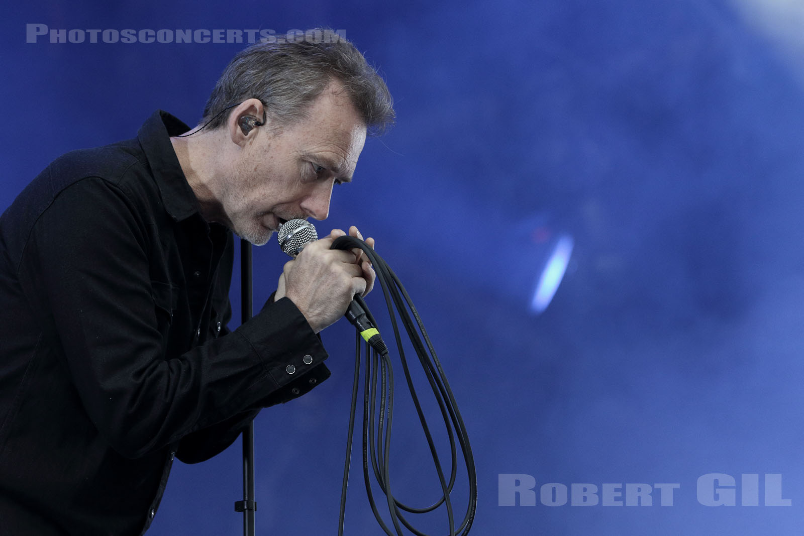 THE JESUS AND MARY CHAIN - 2017-08-25 - SAINT CLOUD - Domaine National - Scene de la Cascade