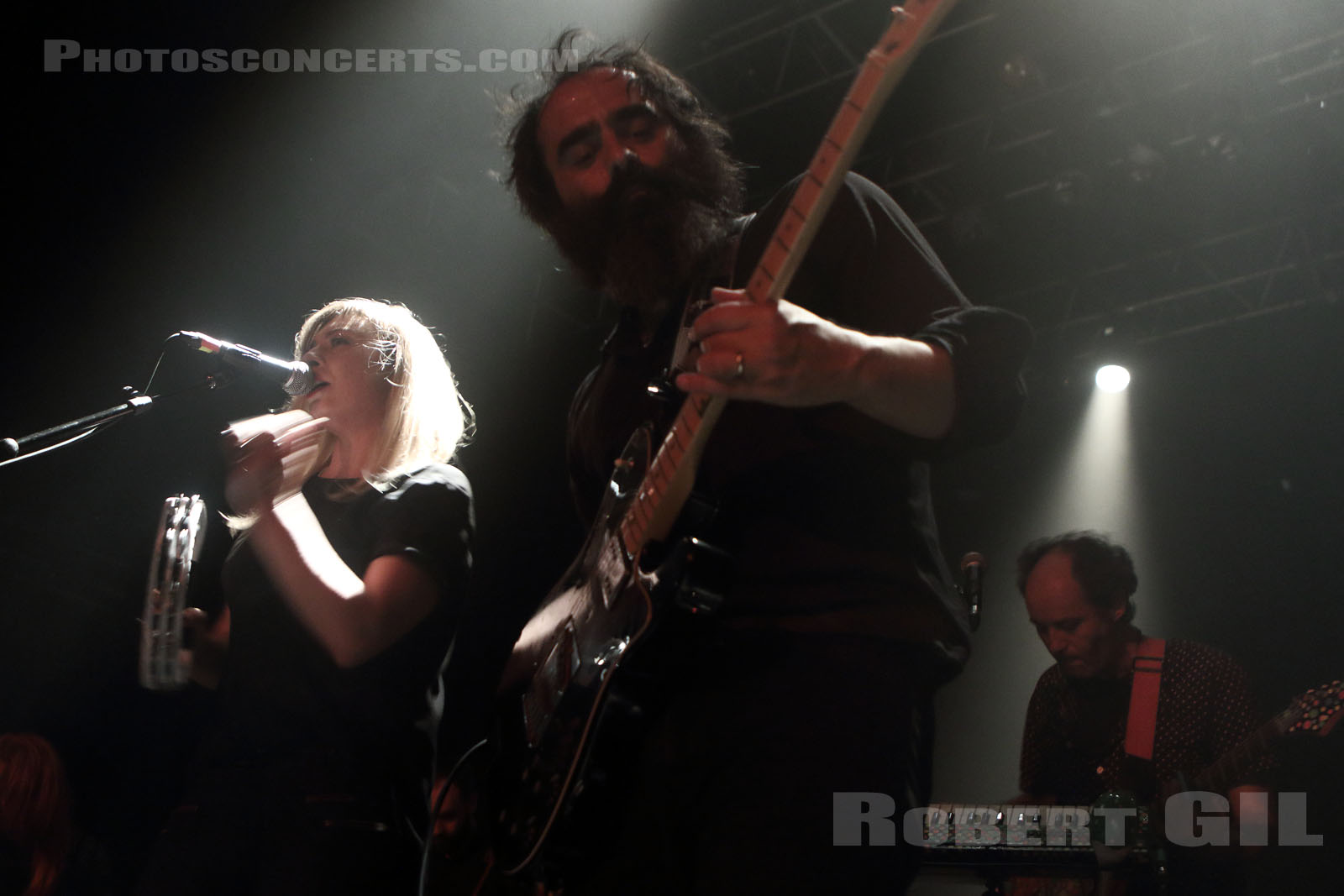 THE LIMINANAS - 2016-06-27 - PARIS - Le Trianon