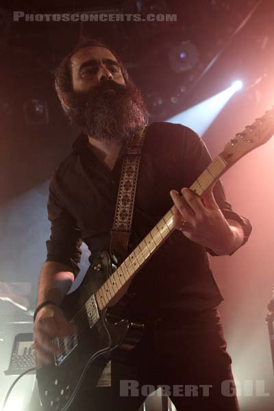 THE LIMINANAS - 2017-12-07 - PARIS - La Maroquinerie