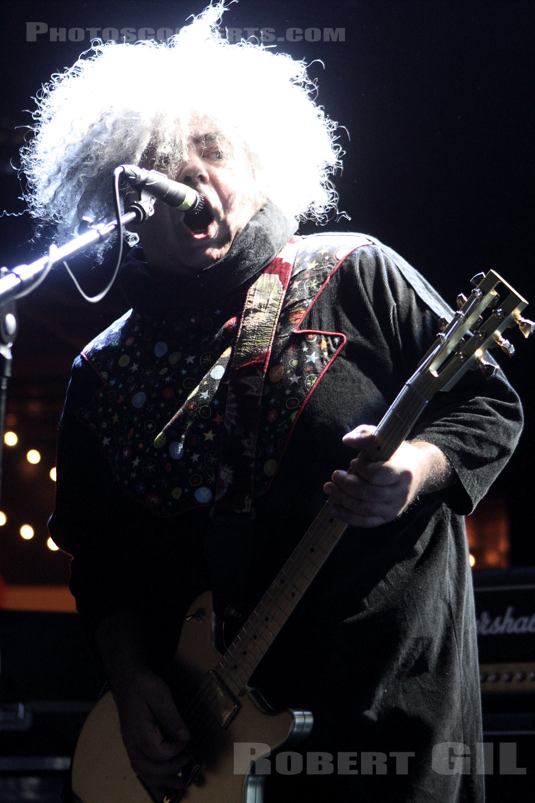 THE MELVINS - 2013-05-10 - PARIS - Trabendo