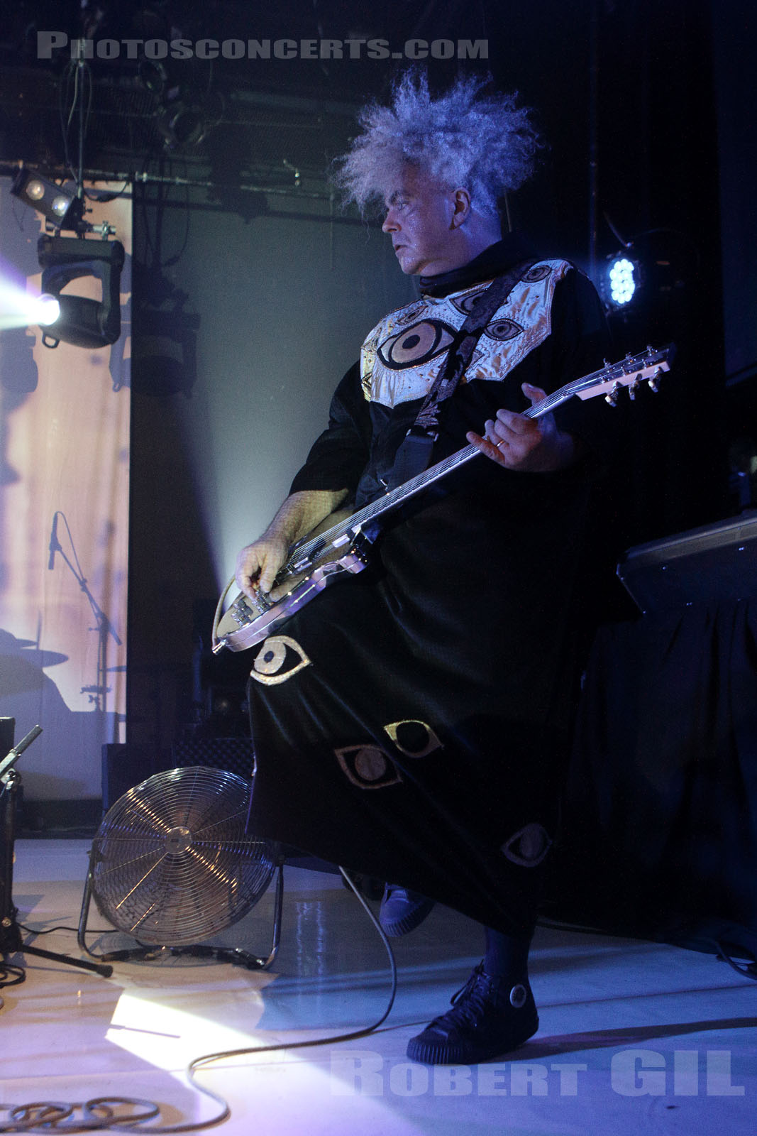 THE MELVINS - 2015-09-18 - ANGERS - Le Chabada