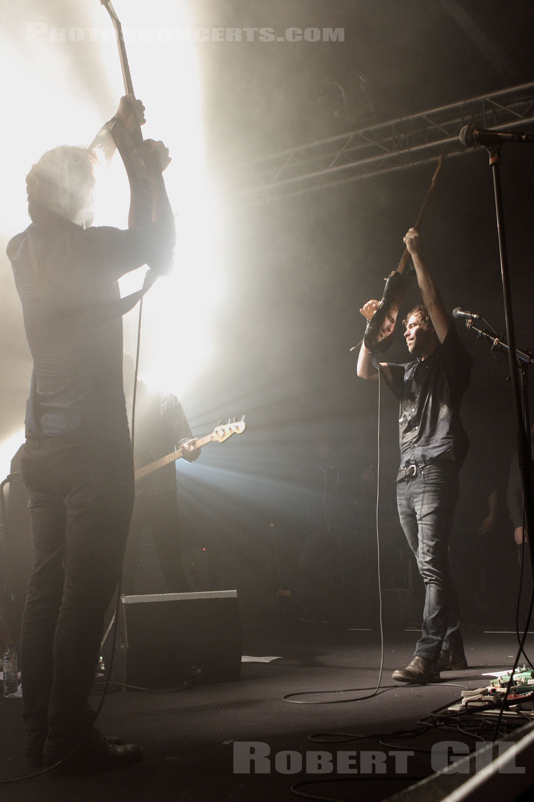 THE NATIONAL - 2013-06-24 - PARIS - Point Ephemere