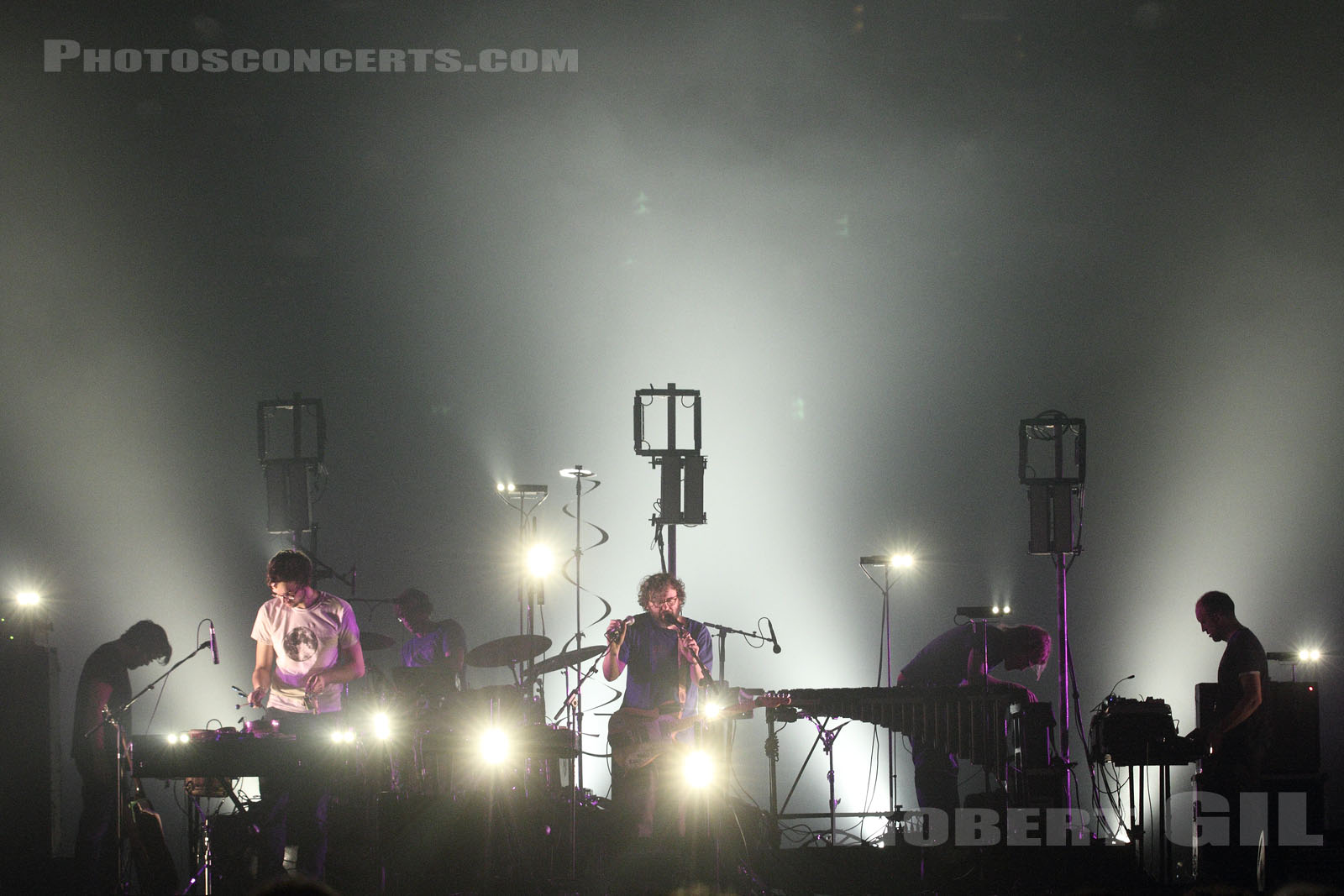 THE NOTWIST - 2014-10-30 - PARIS - Grande Halle de La Villette