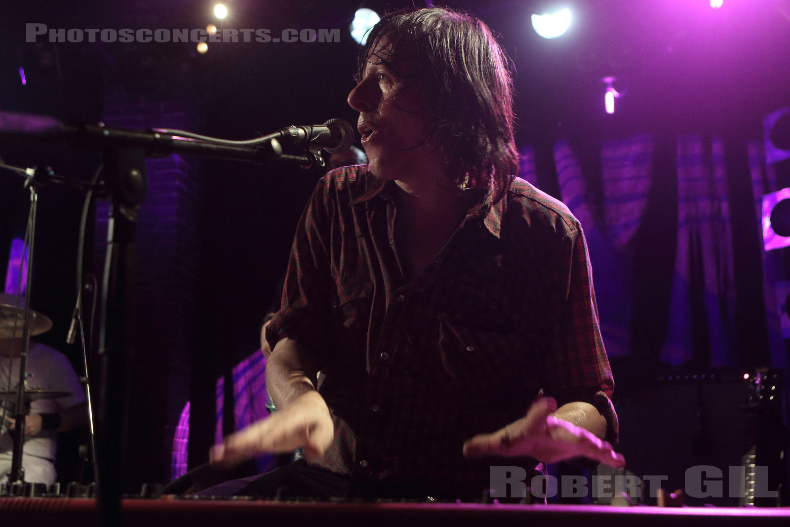 THE POSIES - 2018-10-09 - PARIS - La Maroquinerie