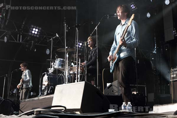 THE PSYCHOTIC MONKS - 2014-09-13 - LA COURNEUVE - Parc Departemental - Scene Zebrock