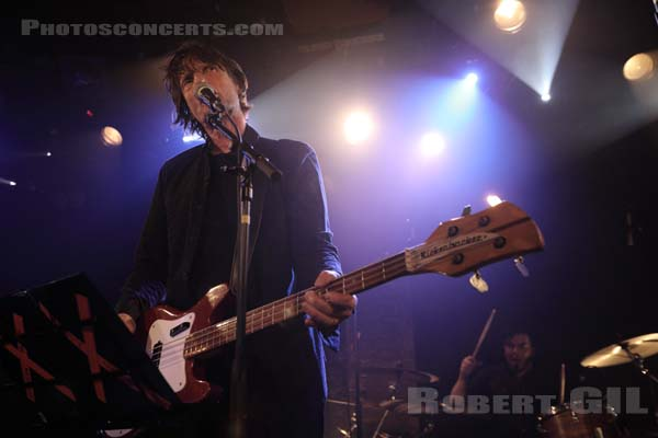 THE SONGS OF ROWLAND S HOWARD - 2020-02-08 - PARIS - La Maroquinerie