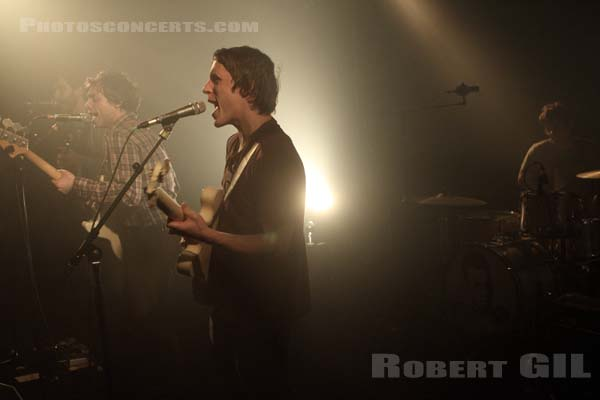 THE SPINTO BAND - 2013-03-11 - PARIS - Point Ephemere