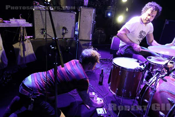 THEE OH SEES - 2017-05-14 - PARIS - Trabendo
