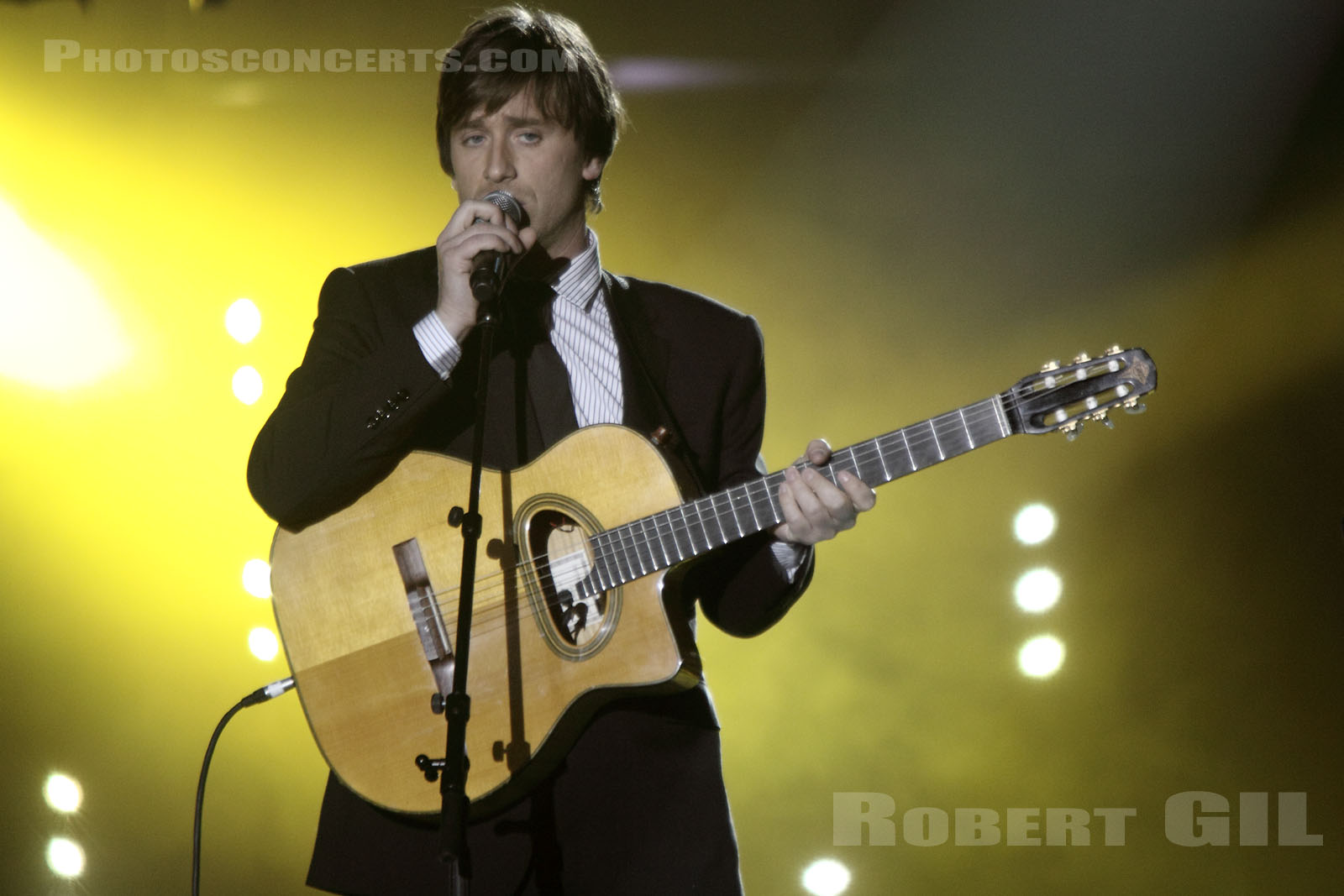 THOMAS DUTRONC - 2009-02-28 - PARIS - Zenith