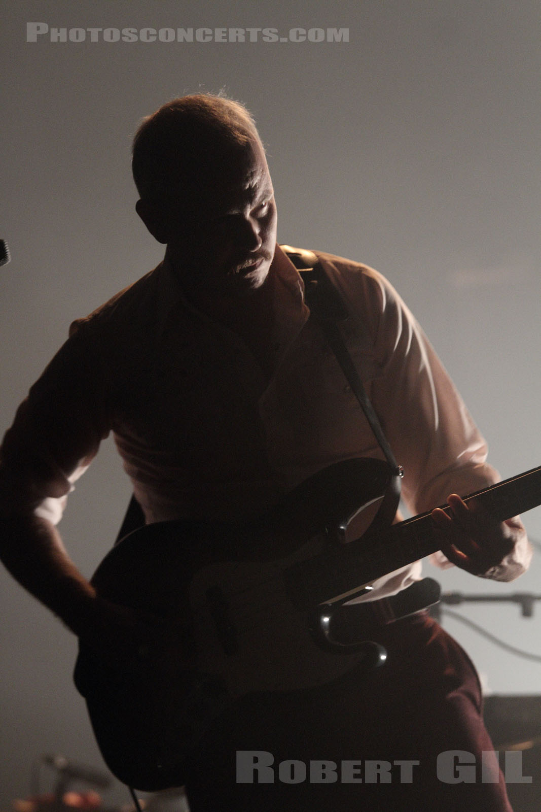 TIMBER TIMBRE - 2014-10-21 - PARIS - Le Bataclan