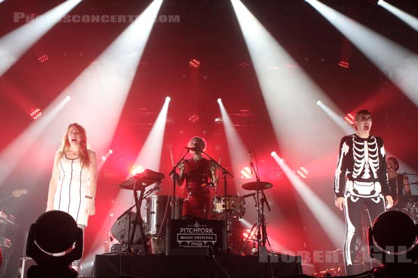 TUNE YARDS - 2014-11-01 - PARIS - Grande Halle de La Villette