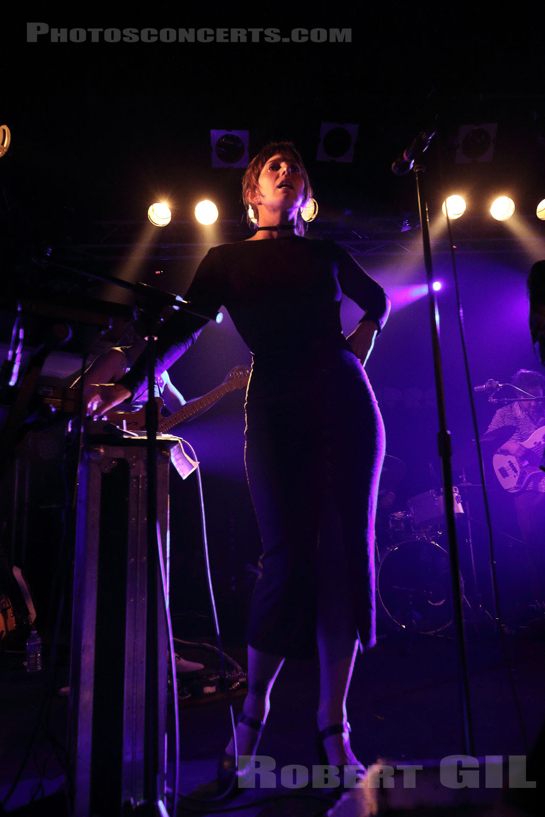 U.S. GIRLS - 2018-05-14 - PARIS - Point Ephemere