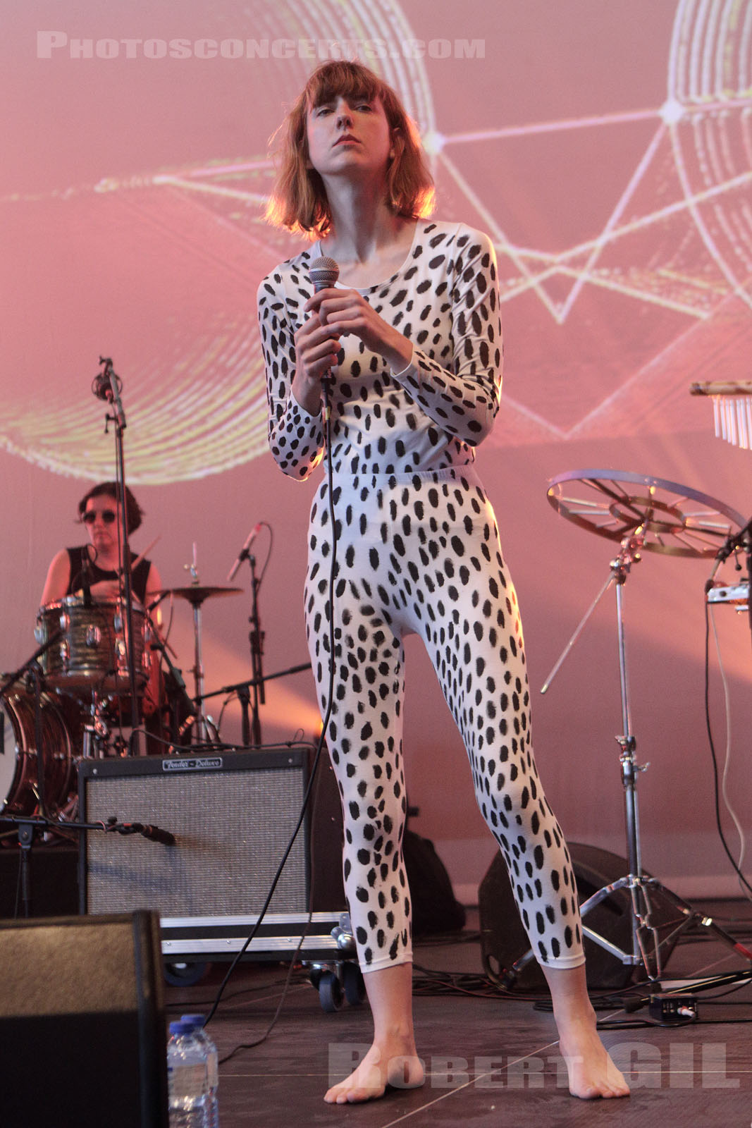 VANISHING TWIN - 2019-09-21 - ANGERS - Le Quai - Forum