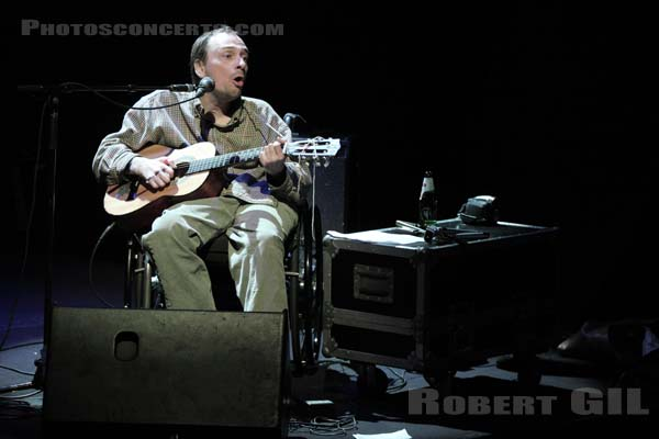 VIC CHESNUTT - 2009-03-16 - PARIS - Cafe de la Danse