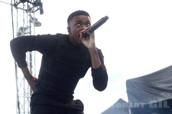 VINCE STAPLES - 2018-06-01 - NIMES - Paloma - Flamingo