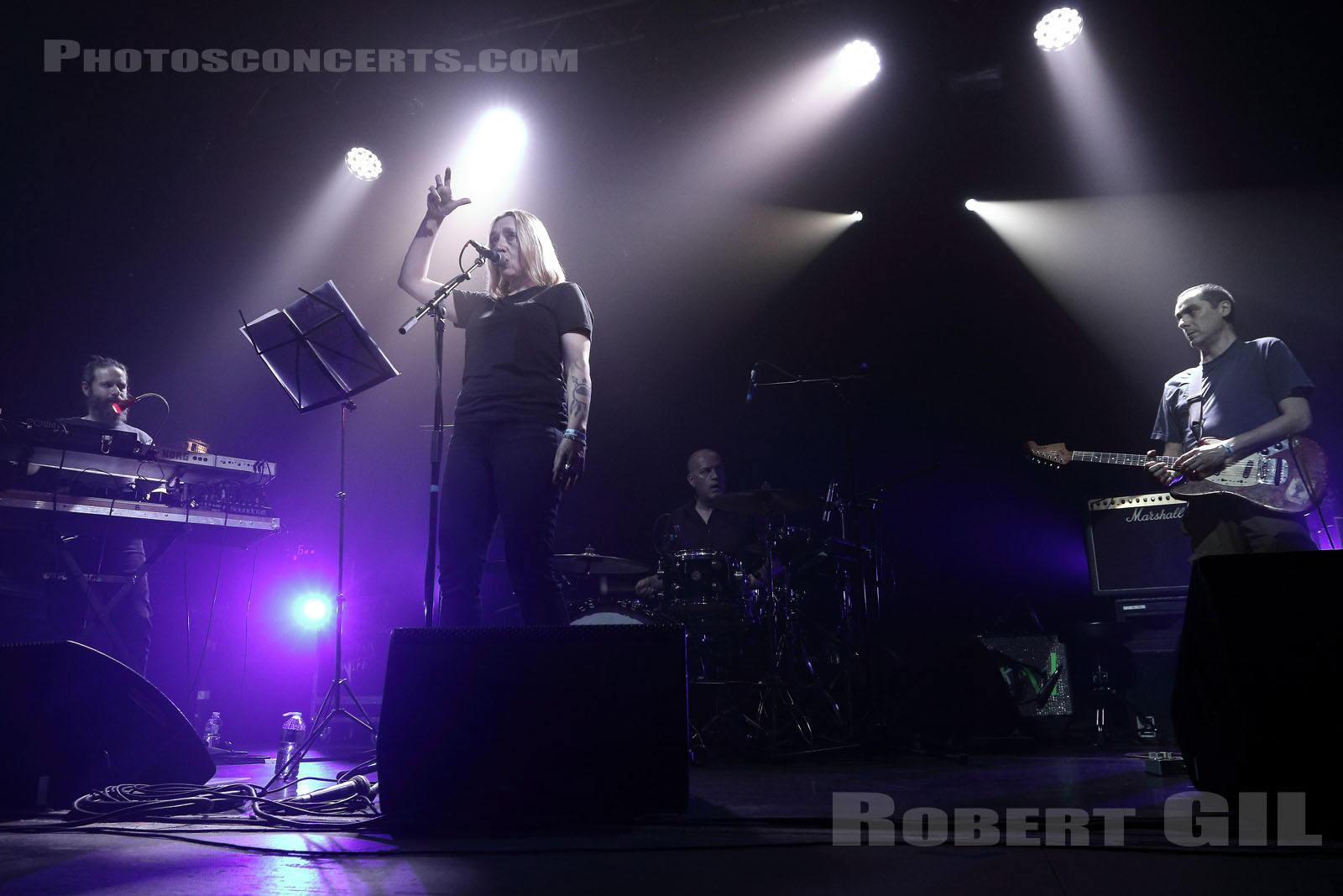 VIRGINIE DESPENTES - ZERO - 2018-03-16 - PARIS - La Machine (du Moulin Rouge)