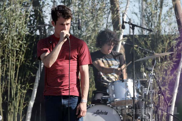 WALLOWS - 2019-05-30 - NIMES - Paloma - Flamingo