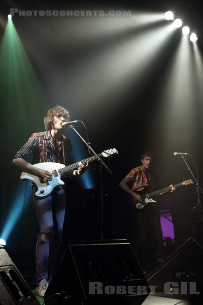 WARM SODA - 2013-07-20 - PARIS - CentQuatre