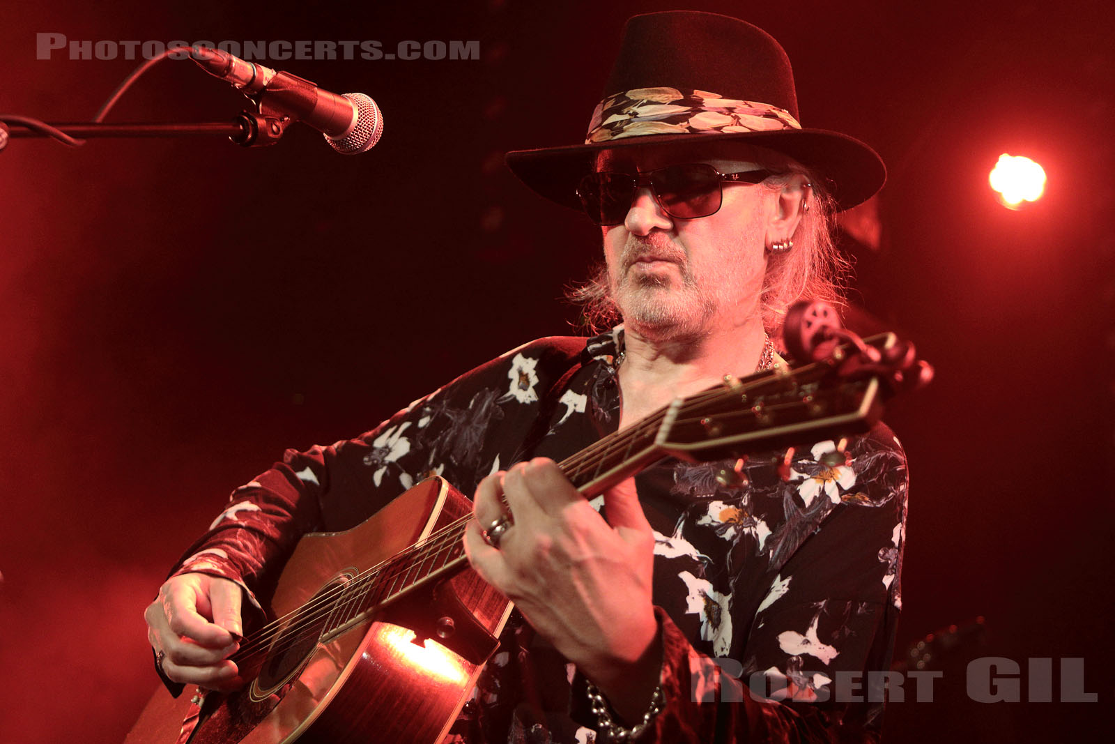 WAYNE HUSSEY - 2019-09-26 - PARIS - Bus Palladium