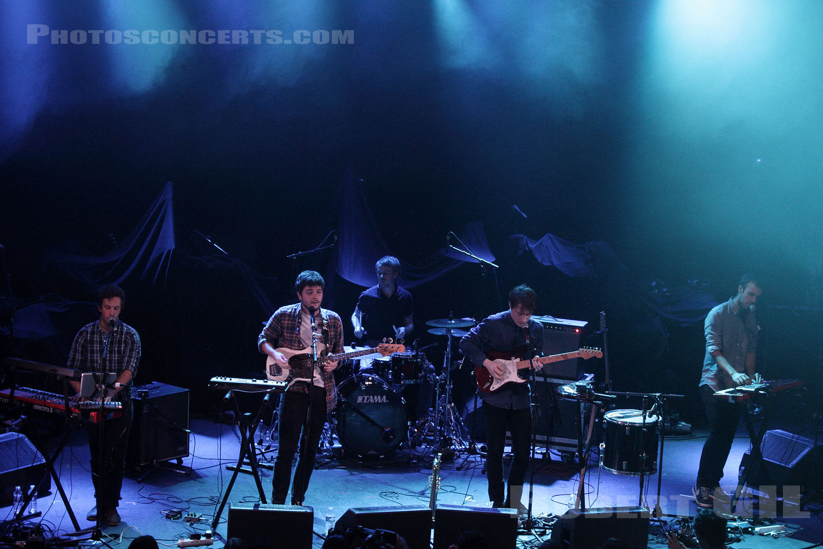 WE ARE MATCH - 2013-11-09 - PARIS - La Cigale