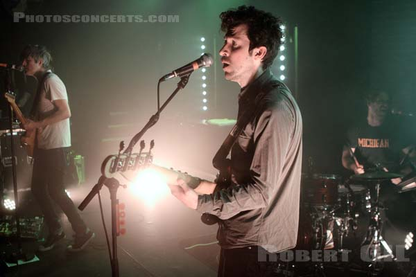 WE ARE SCIENTISTS - 2014-03-31 - PARIS - La Maroquinerie