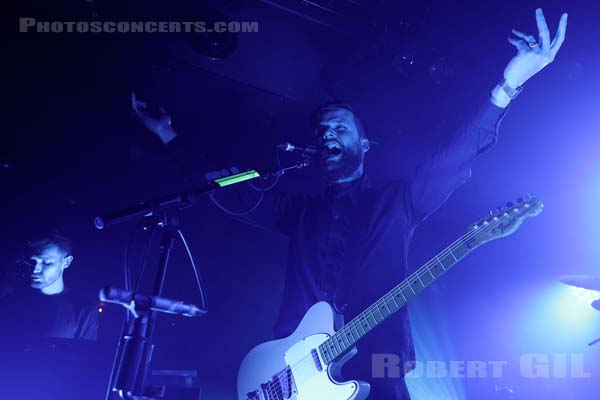 WHITE LIES - 2019-03-19 - PARIS - Trabendo