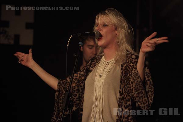 WHITE LUNG - 2014-11-20 - PARIS - Point Ephemere