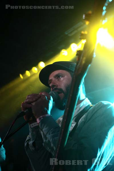 WHOMADEWHO - 2011-05-12 - PARIS - La Chaufferie (du Moulin Rouge)