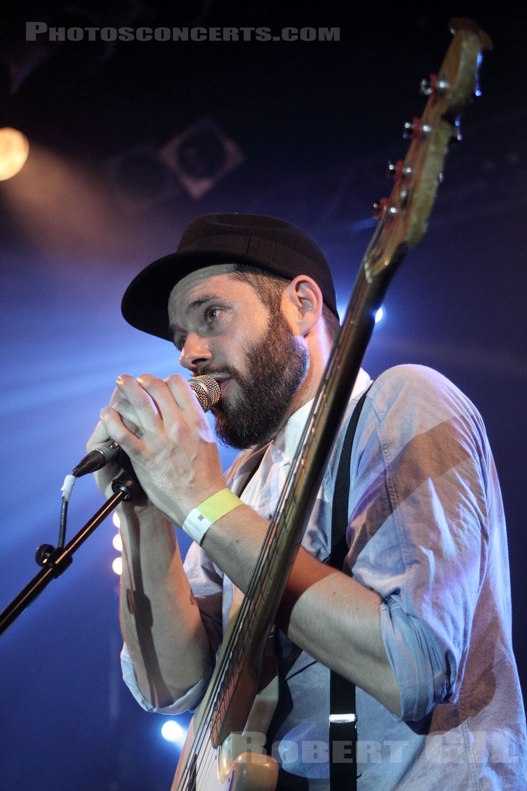 WHOMADEWHO - 2012-04-23 - PARIS - Point Ephemere