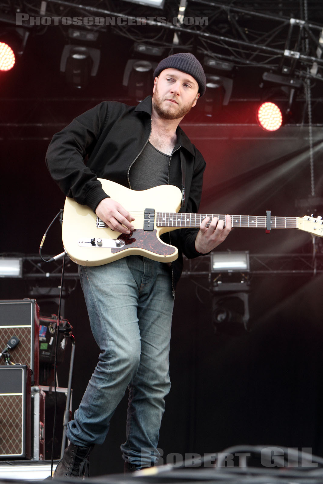 WILD BEASTS - 2014-08-22 - SAINT CLOUD - Domaine National - Scene de la Cascade