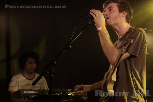 WILD NOTHING - 2016-06-20 - PARIS - Point Ephemere