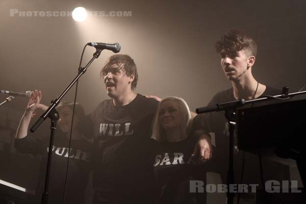 WILL BUTLER - 2015-04-18 - PARIS - Point Ephemere