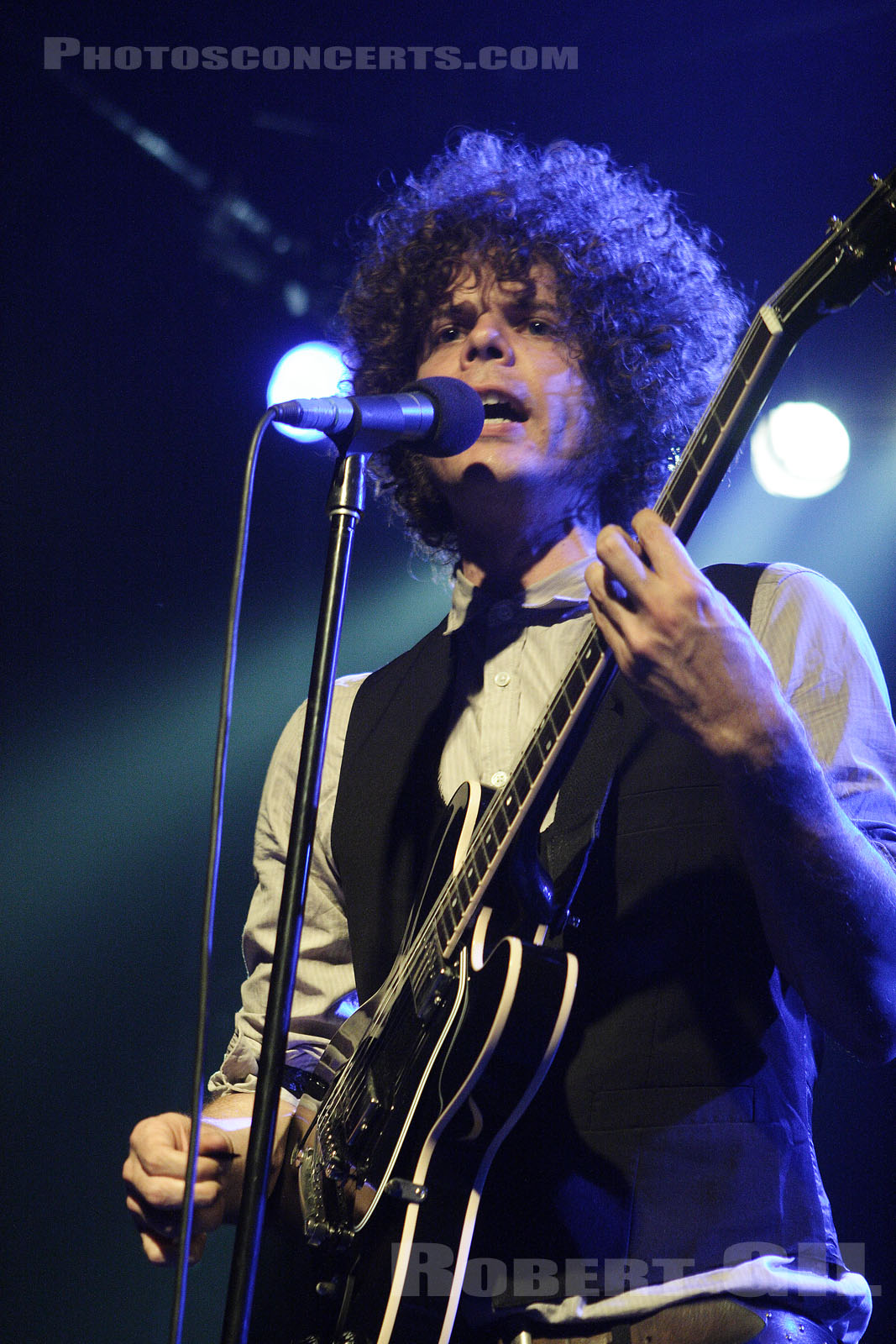 WOLFMOTHER - 2006-11-17 - PARIS - Elysee Montmartre