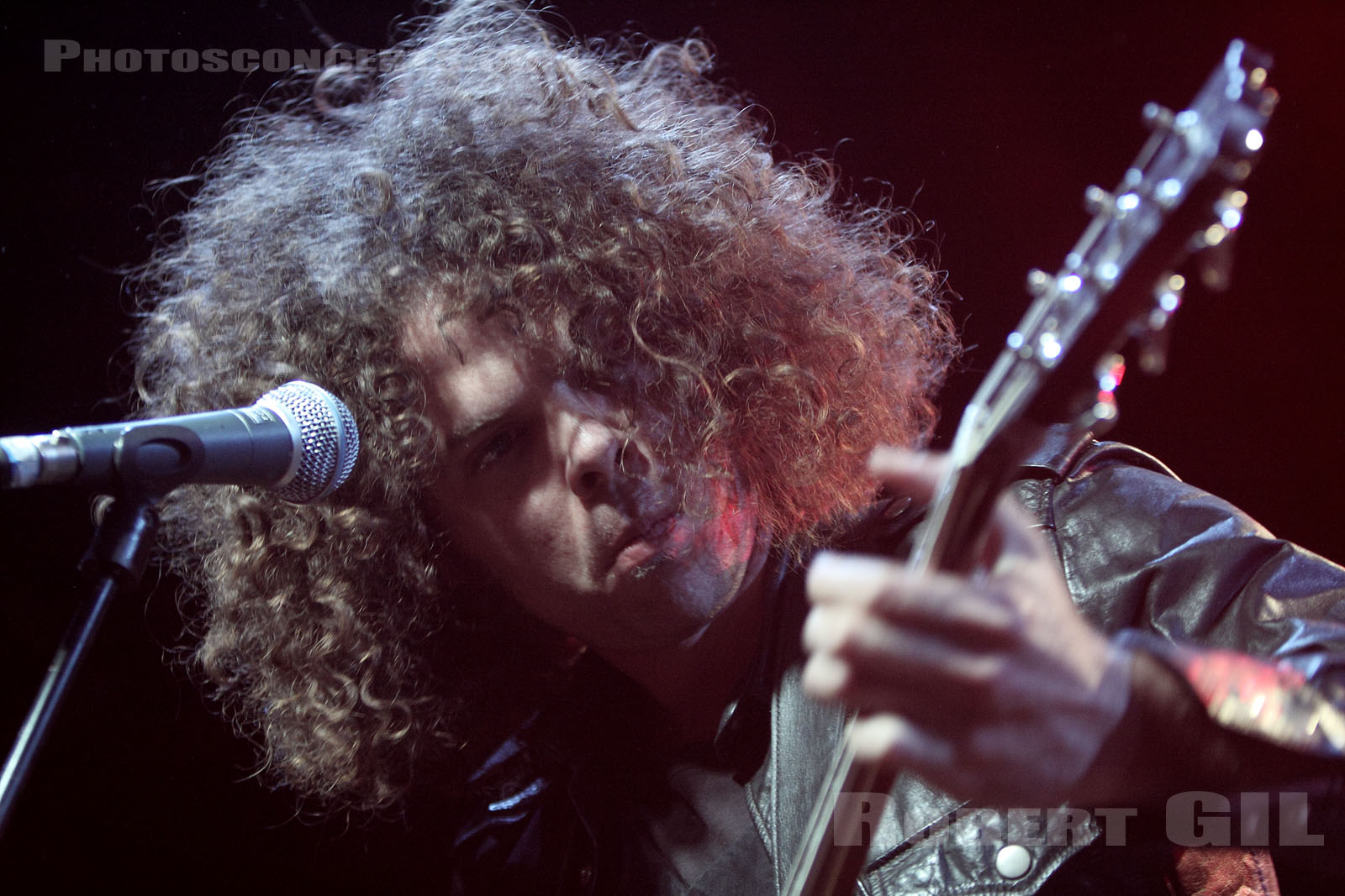 WOLFMOTHER - 2009-10-14 - PARIS - Trabendo
