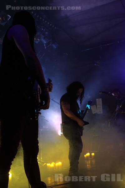 WOLVES IN THE THRONE ROOM - 2009-06-20 - PARIS - Nouveau Casino
