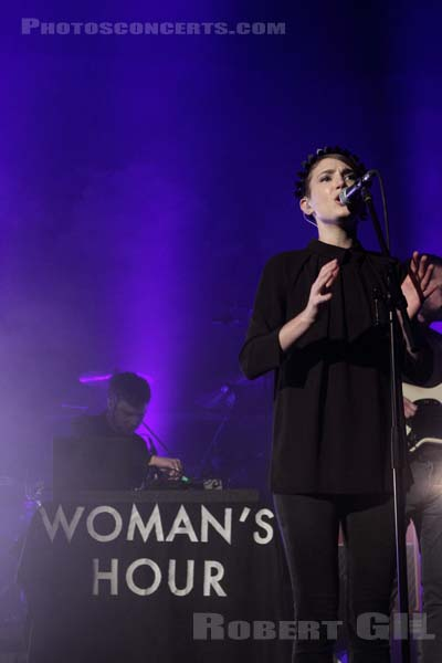 WOMAN'S HOUR - 2014-02-15 - PARIS - Le Trianon