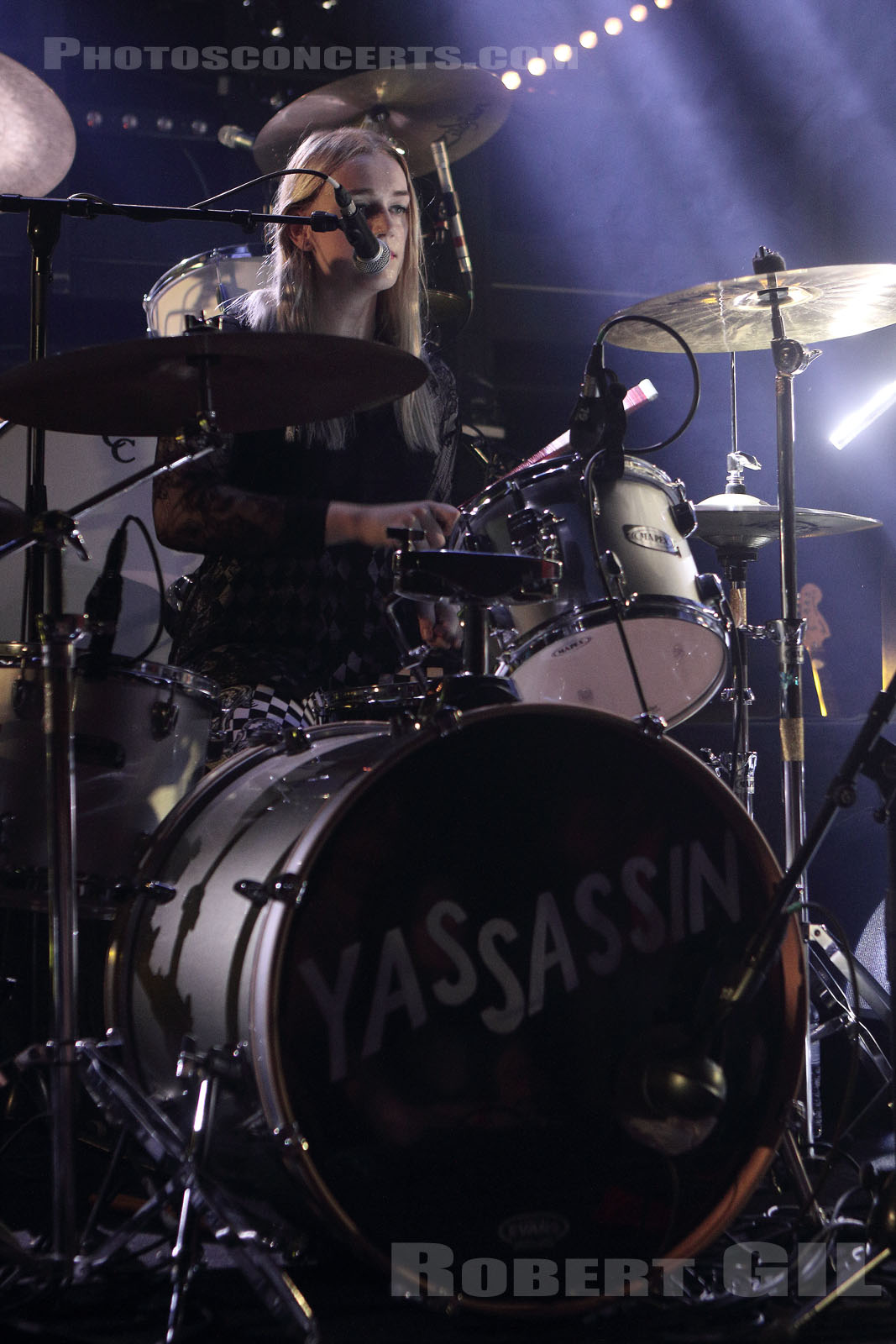 YASSASSIN - 2018-09-18 - PARIS - Gaite Lyrique