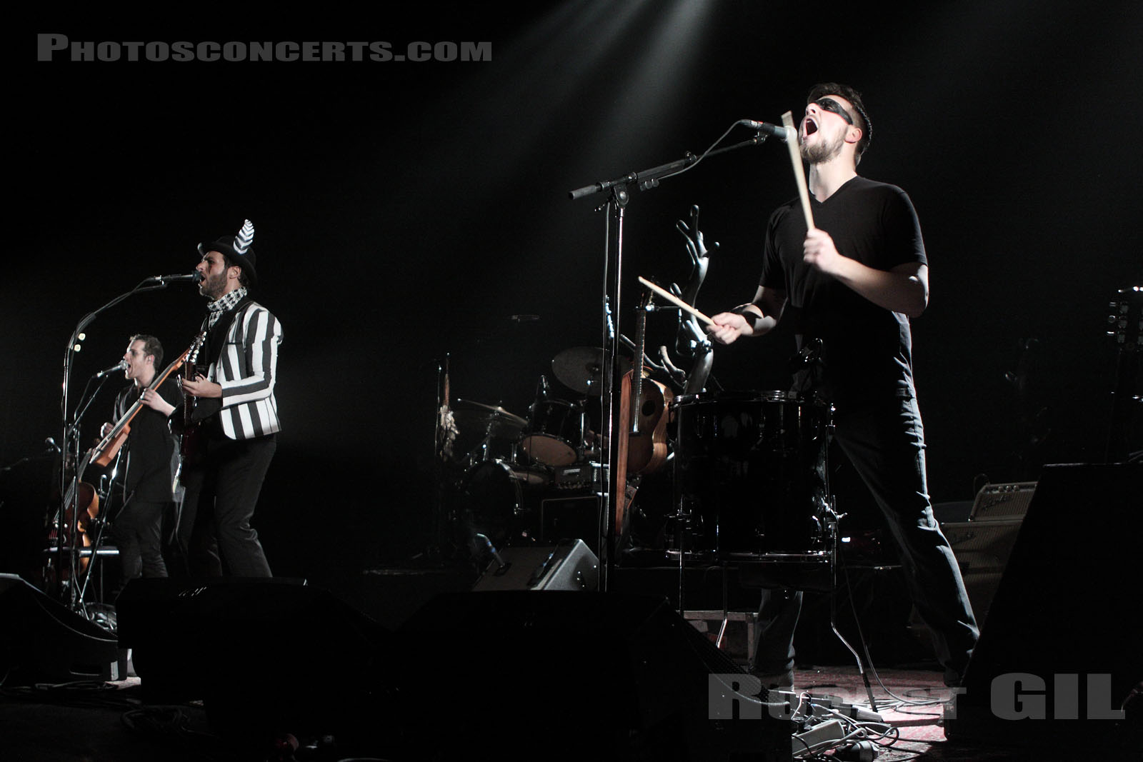 YODELICE - 2011-03-21 - PARIS - Olympia